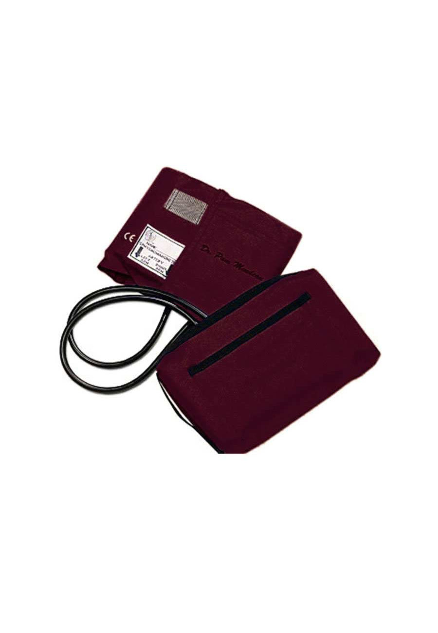 Prestige Blood Pressure Cuff With Color Coordinated Carrying Case - Burgundy - OS