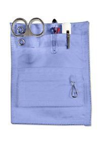 Prestige 4 Pocket Belt Loop Nylon Nurses Organizer Kits