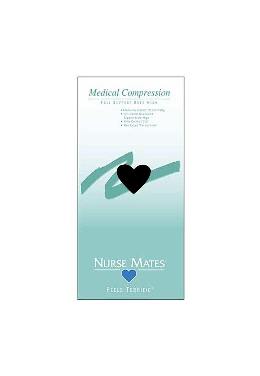 Nurse Mates Medical Compression Knee-highs