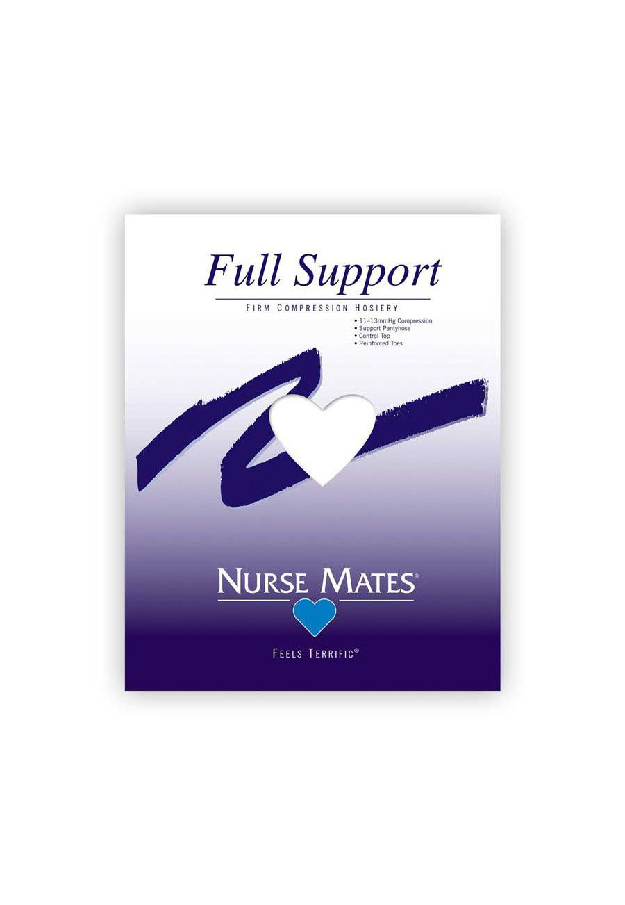 Nurse Mates Full Support Firm Compression Hosiery