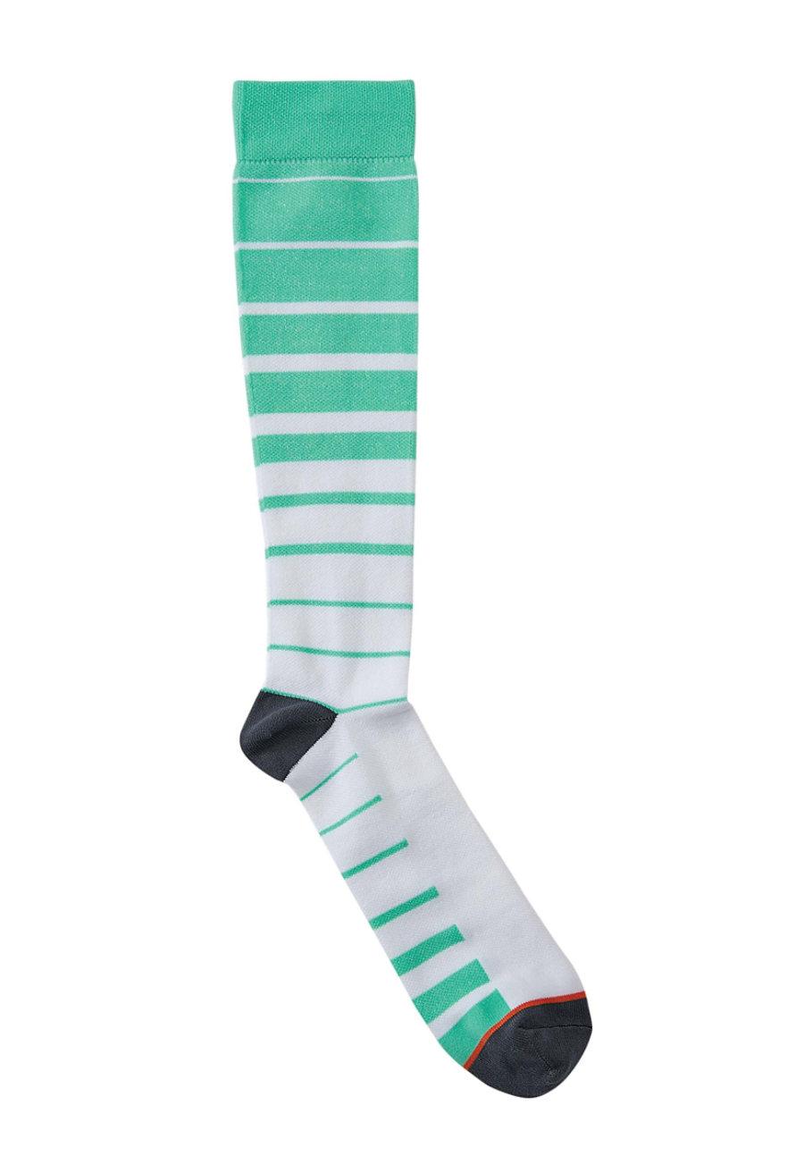 Prestige Printed Compression Socks Sea Stripes