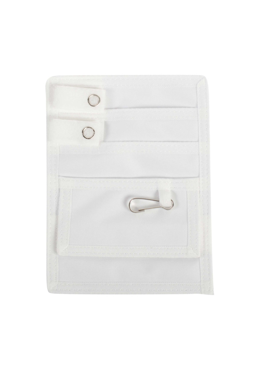 Beyond Scrubs Pocket Pal Organizers White Os