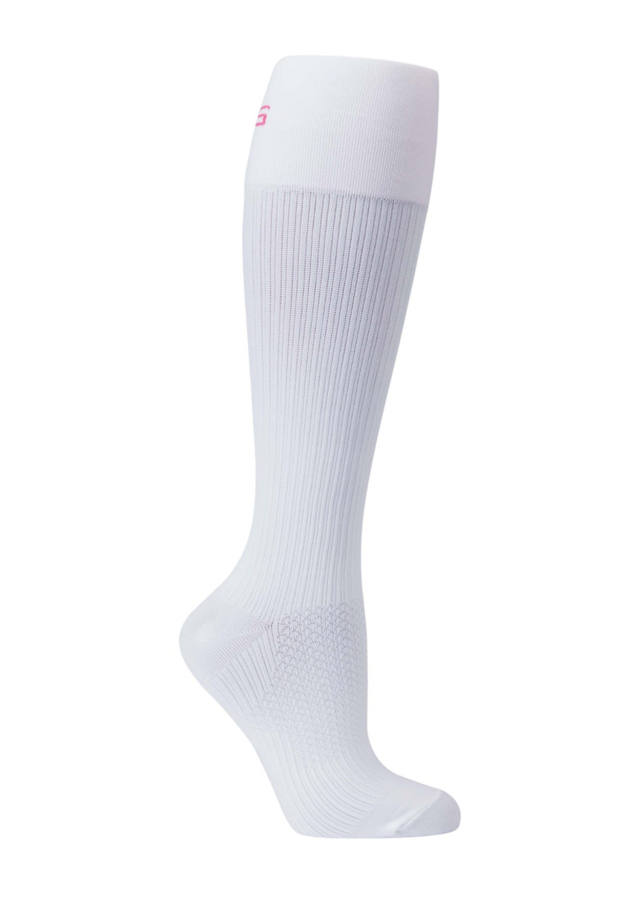Image of About The Nurse Student Compression Socks - Student White - 2X