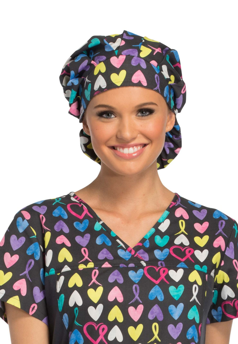 Cherokee Print Scrub Hats - A Cause To Care