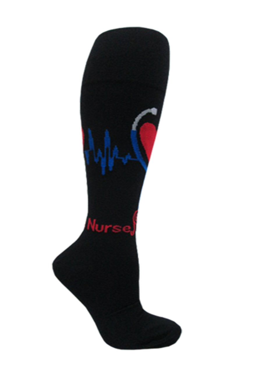 About The Nurse Proud 2 B A Nurse Compression Socks - Proud 2 B A Nurse