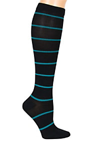 Cherokee Legwear Print Support Compression Socks