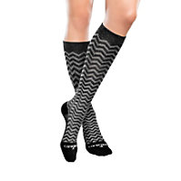 Therafirm Unisex Core-Spun Light Support Sock