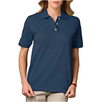 Blue Generation Ladies Pique Polo Tee