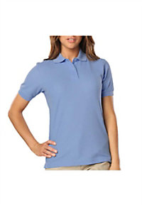 Blue Generation Ladies Wicking Polo