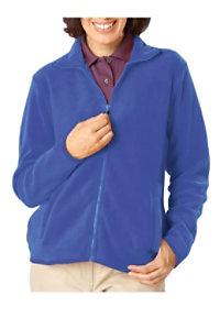 Blue Generation Ladies Full Zip Fleece Jacket