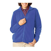 Blue Generation Ladies Fleece Jacket