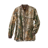Carhartt Realtree Men's Zip Front Print Jackets