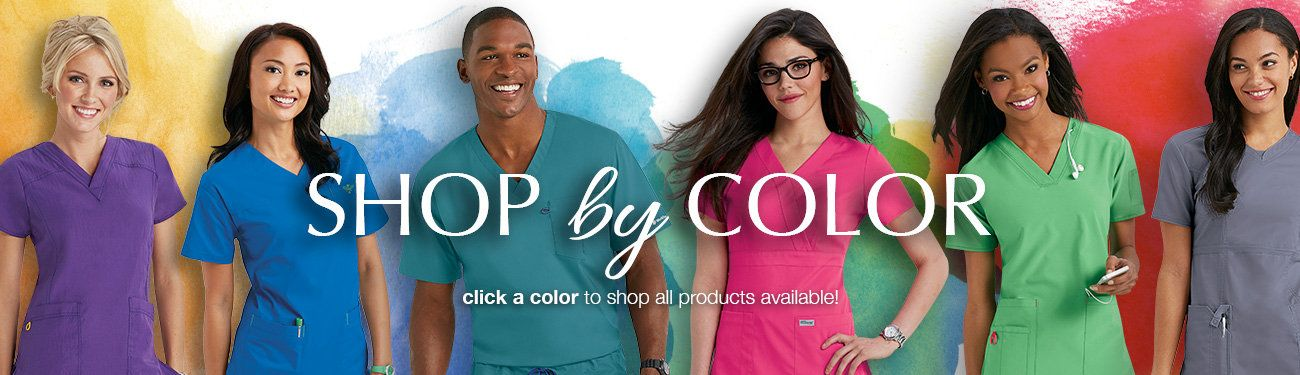 shop by color banner