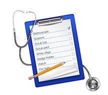 Nursing Checklist