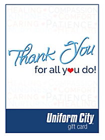 Uniform City Nurses Gift Cards