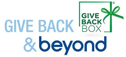 give back and beyond