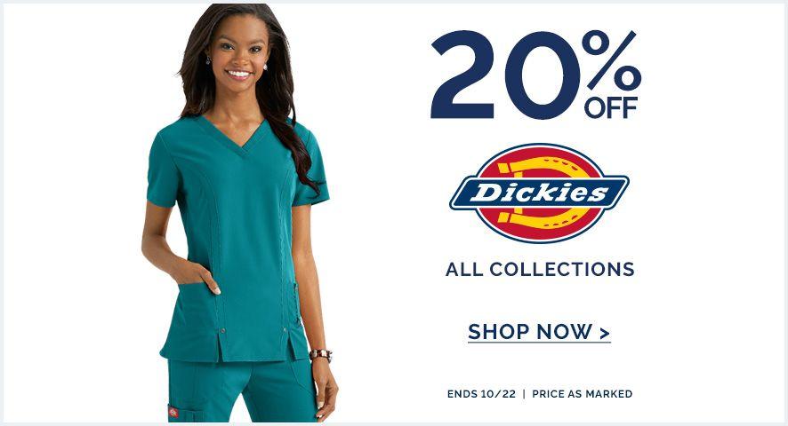 20% off Dickies