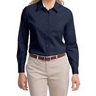 Port Authority Women's Long Sleeve Shirt