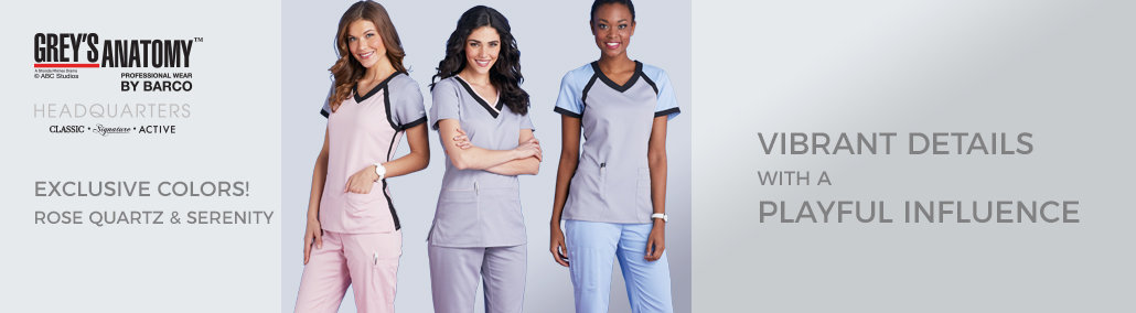 Grey's Anatomy Banner