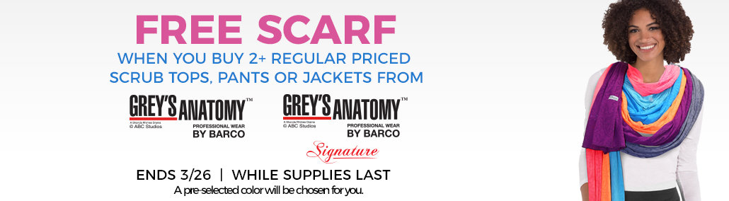 Grey's Anatomy Scrubs
