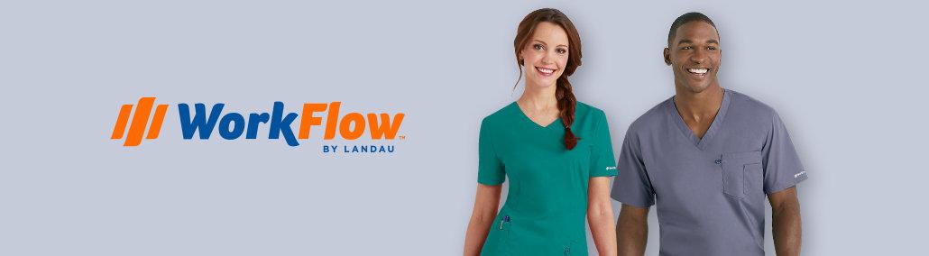 Wofkflow by Landau