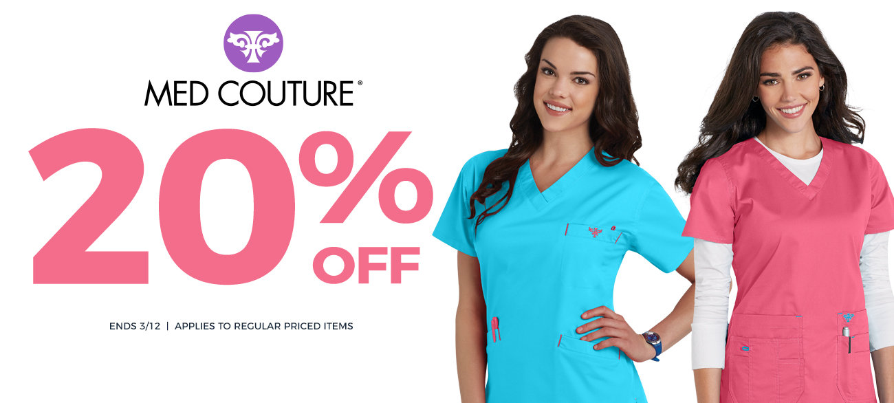 20% off Med Couture