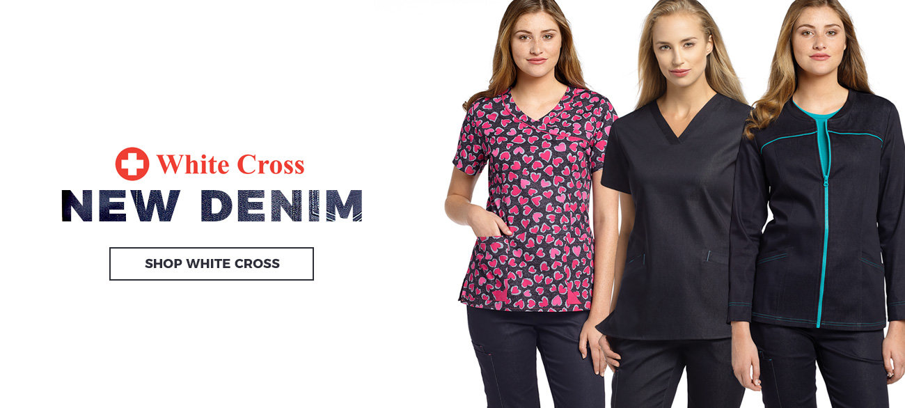 New denim from White Cross!