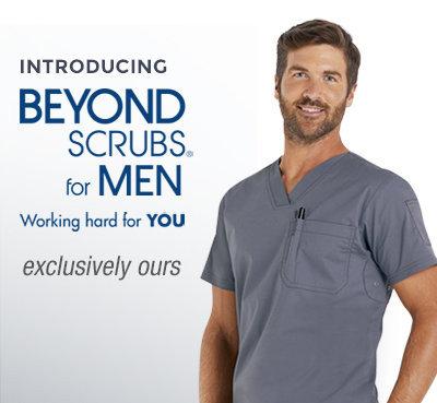 Beyond Scrubs Mens