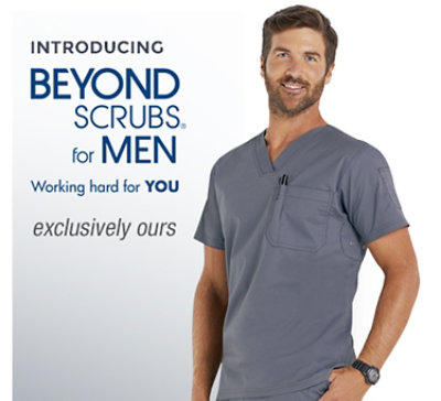 Beyond Scrubs Mens