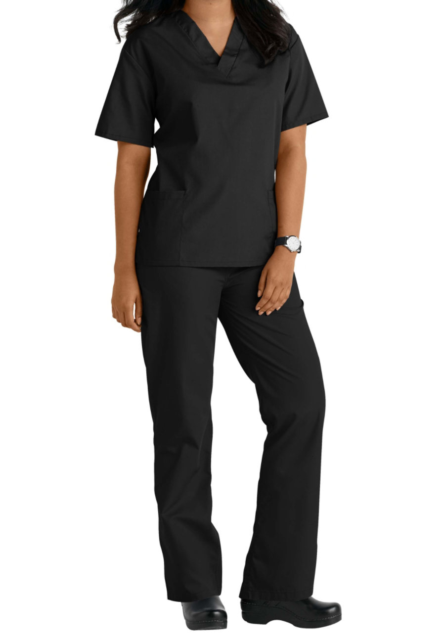 Natural Uniforms Unisex Two Piece Scrub Set
