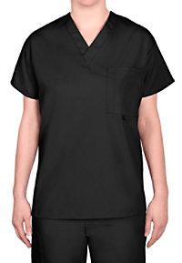 Scrub Wear Unisex V-neck Scrub Tops