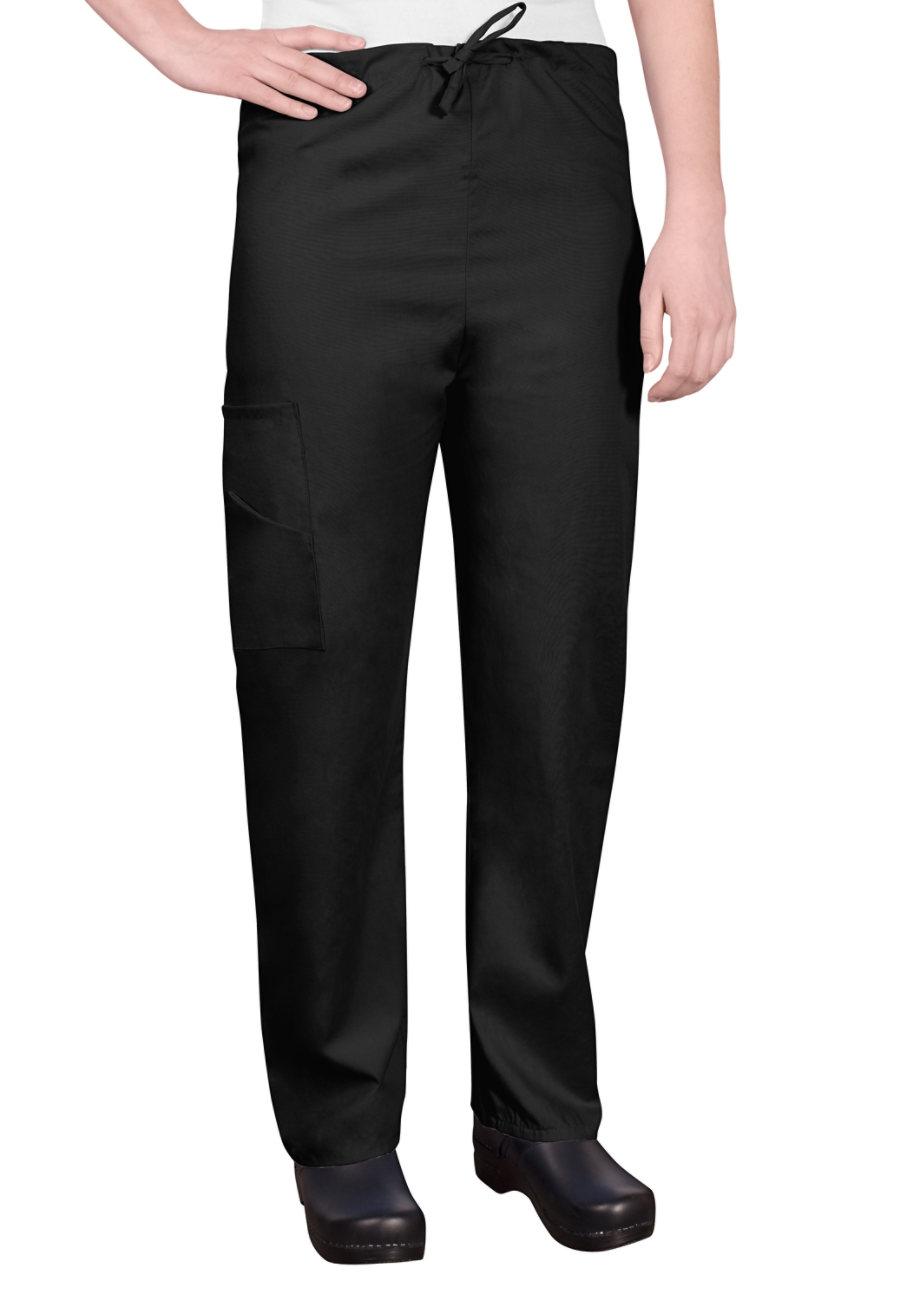 Scrub Wear Drawstring Unisex Scrub Pants