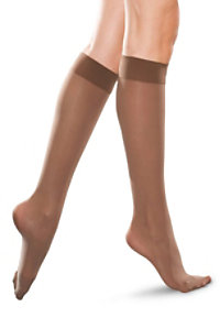 Therafirm Knee High Compression Socks