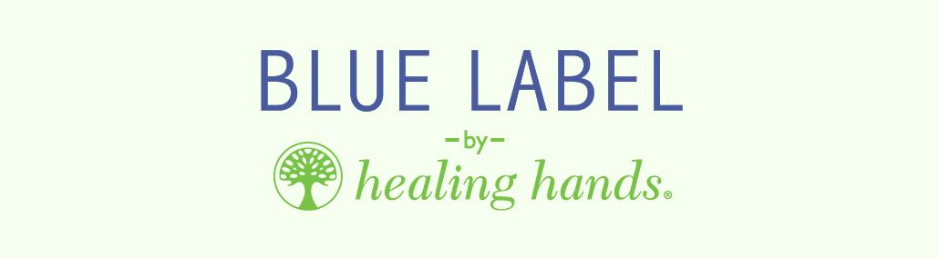 Healing Hands Blue Label