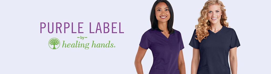 Healing Hands Purple Label