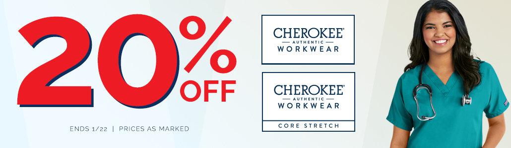 Cherokee Workwear Sale