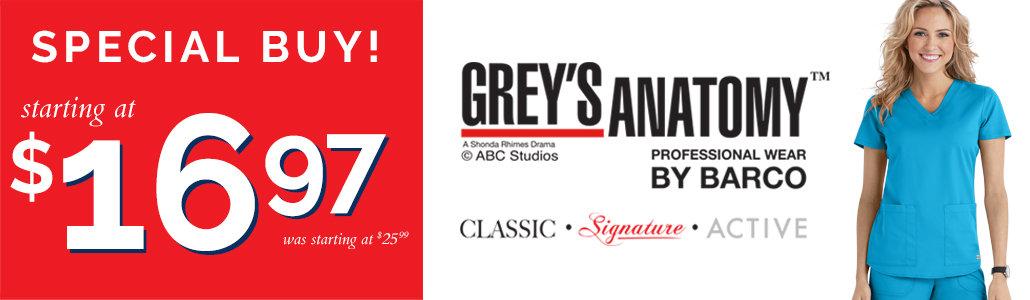 Grey's Anatomy Special Buy!