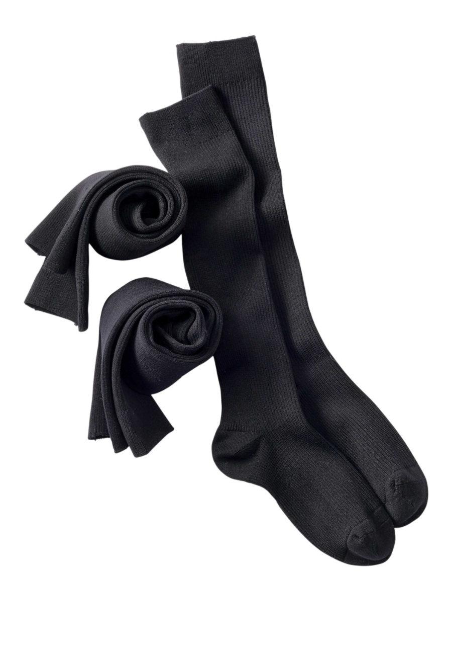 Beyond Scrubs 3-pack Full Support Socks