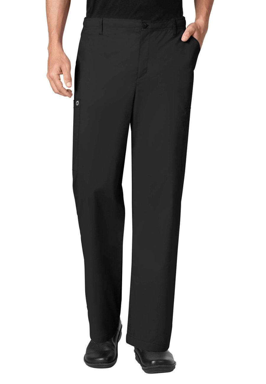 WonderWork Men's Cargo Pants - Black - 2X