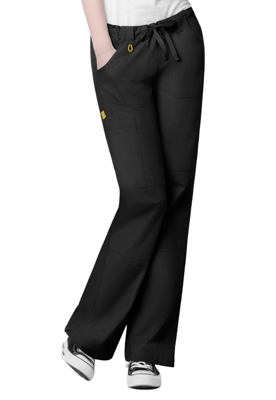 WonderWink Origins Tango Drawstring With Elastic Waist Scrub Pants
