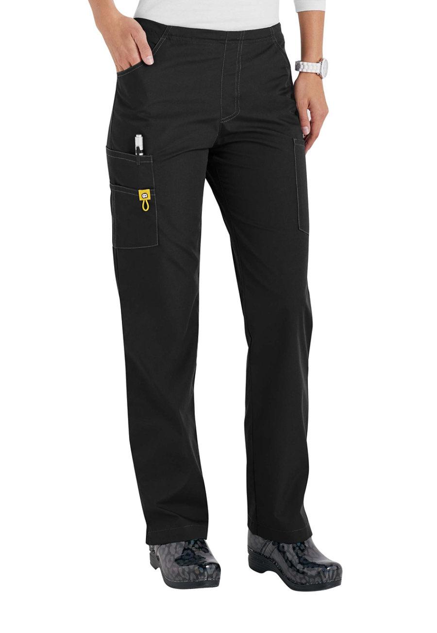 WonderWink Origins Victor Straight Leg 9 Pocket Scrub Pants