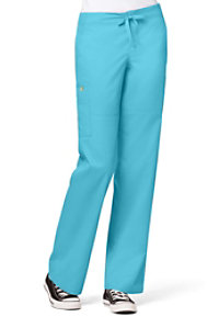 WonderWink Utility Girl Cargo Pocket Scrub Pants