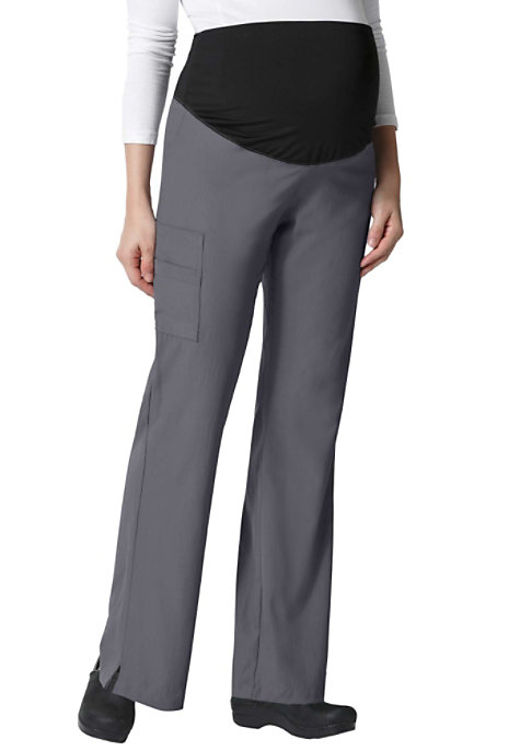 Keep your cool in these pants from Motherhood Maternity, designed in a fabulously stylish cargo profile. Maternity pants; Secret Fit Belly® waistband can be folded down on .