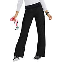 WonderWink Four-Stretch Knit Waist Yoga Pants