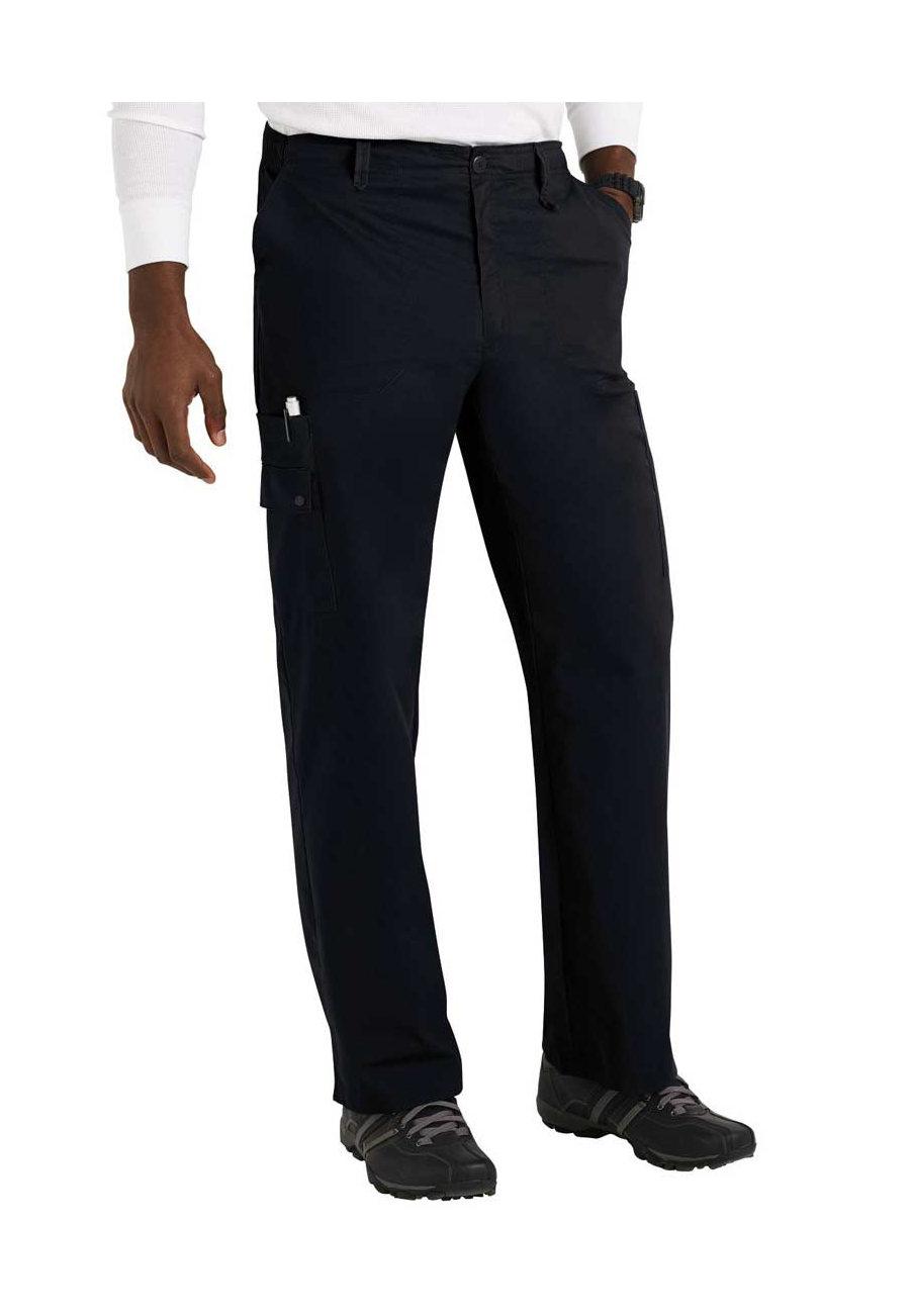 WonderFlex Loyal Men's Pants - Black - 3X