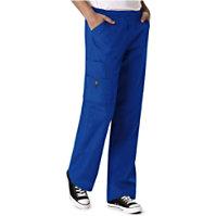 WonderWink Men's 6-pocket Flat Front Cargo Pants