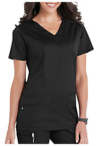 WonderWink Next Charlotte V-neck Scrub Tops