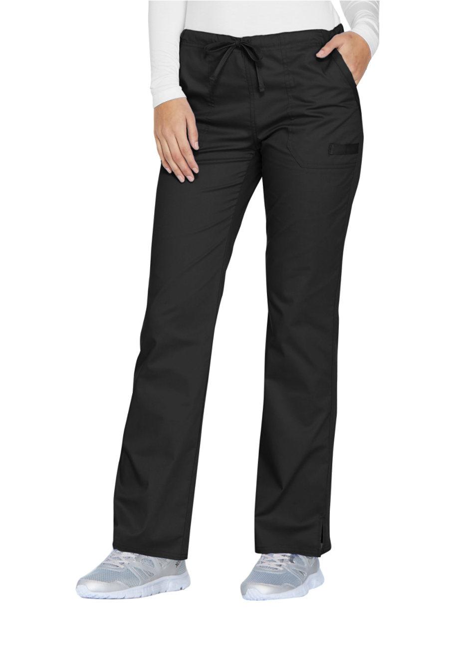 Cherokee Workwear Core Stretch Drawstring Scrub Pants