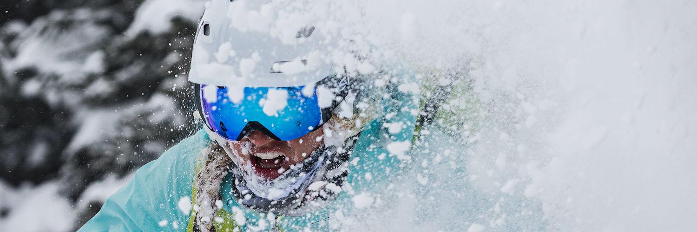 Ski Helmets and Snowboard Helmets