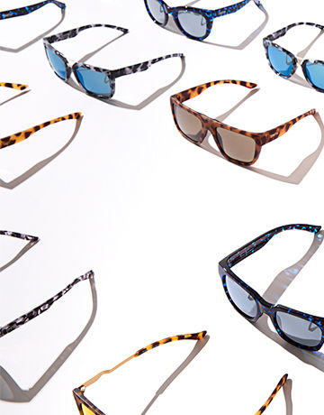 Smith Tortoise Sunglass Collection